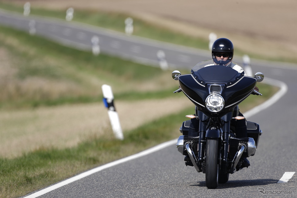 BMW Motorrad R18B《画像 BMW Motorrad》