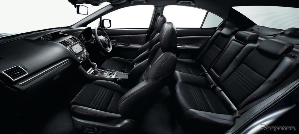 2014年スバルWRX S4《写真提供 SUBARU》