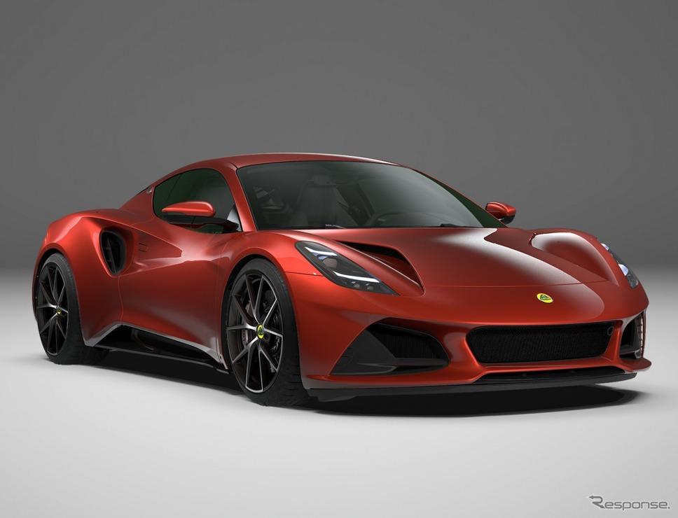 ロータス・エミーラ V6 ファーストエディション《photo by Lotus》