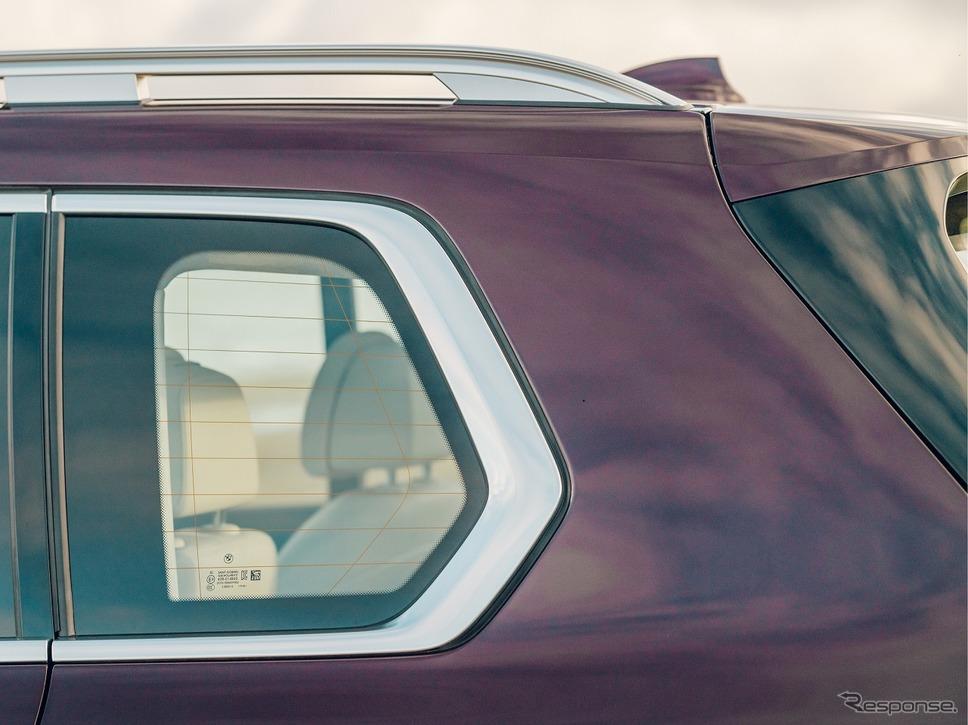 BMW X7西陣エディション《写真提供 ビー・エム・ダブリュー》