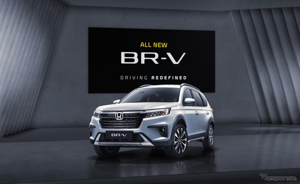 ホンダ BR-V 新型《photo by Honda》