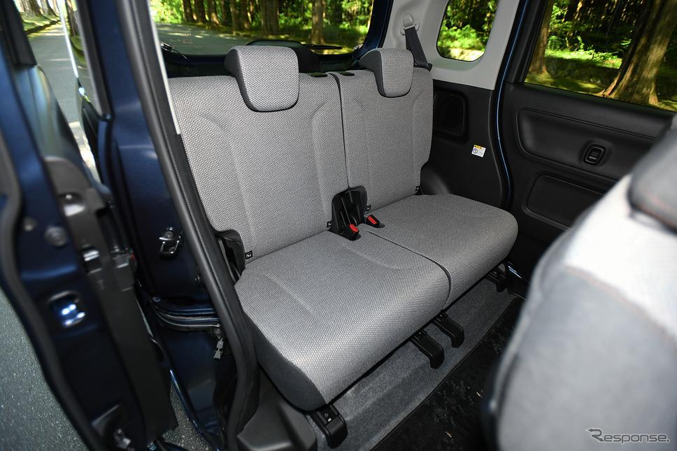 スズキ ワゴンR スマイル(ハイブリッドX 2WD)《写真撮影 中野英幸》