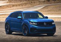 VWの高性能SUVコンセプトモデル、横浜ゴムを装着