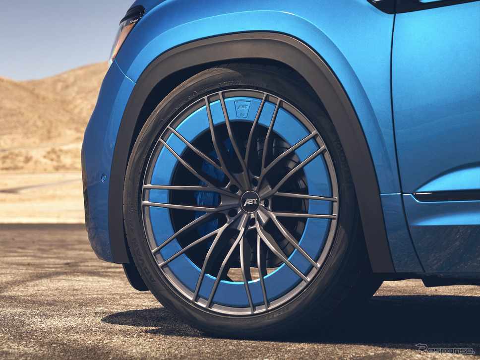 フォルクスワーゲン・アトラス・クロススポーツGTコンセプト《photo by Volkswagen》