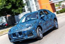 マセラティの新型SUV『グレカーレ』、11月16日発表