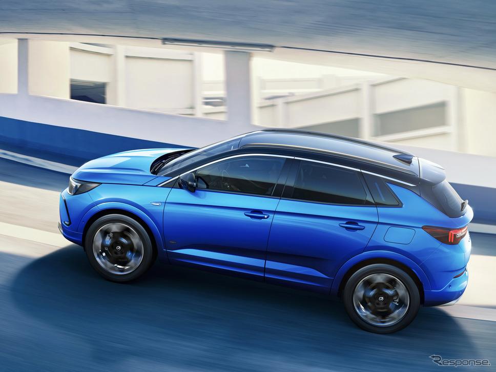 オペル・グランドランド《photo by Opel》