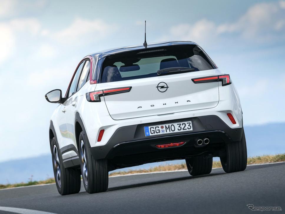 オペル・モカ《photo by Opel》