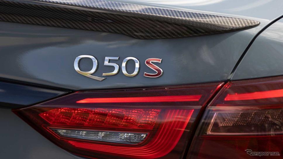 インフィニティ Q50 の2022年モデル《photo by Infiniti》