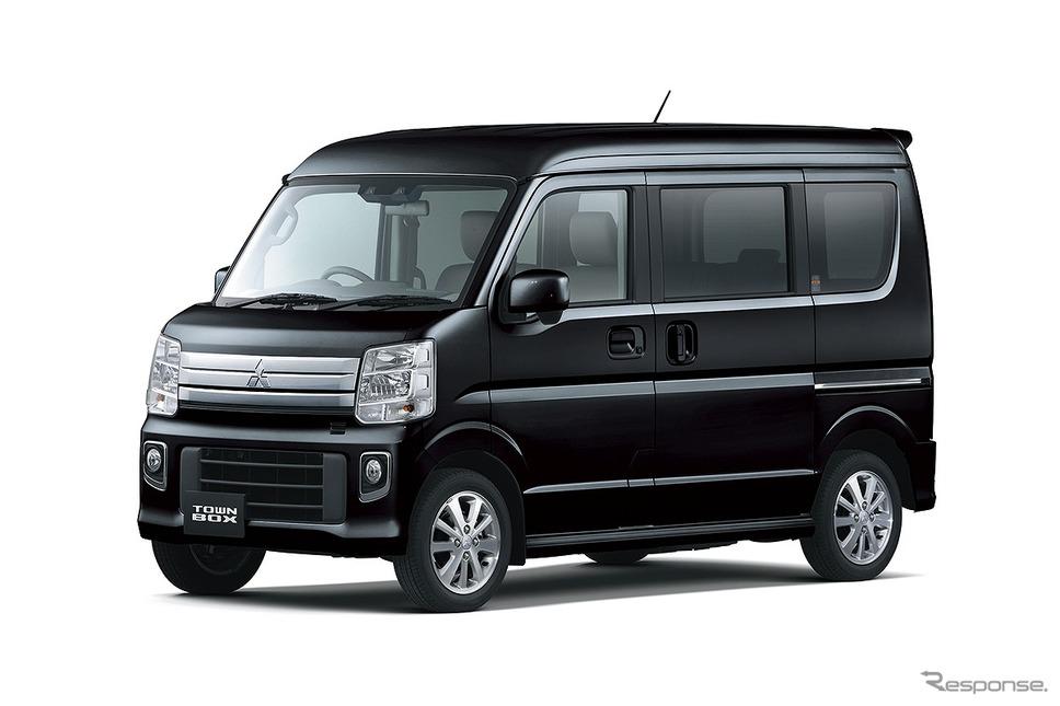 三菱 タウンボックス「G」《写真提供 三菱自動車》