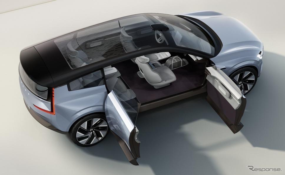 ボルボ・コンセプト・リチャージ(参考)《photo by Volvo Cars》