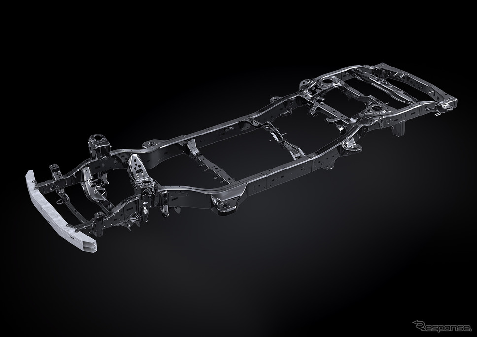 レクサス LX 新型《写真提供 レクサス》