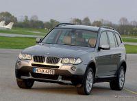 BMW X3(PC25)