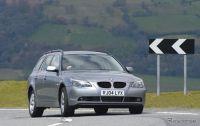 BMW 5シリーズ (ステーションワゴン)(PV30)