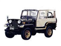三菱自動車 ジープ(J53)