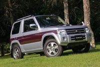 三菱自動車 パジェロミニ(H53A)