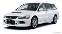 三菱自動車 ランサーエボリューション ワゴン(CT9W)