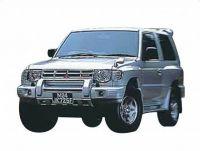 三菱自動車 パジェロ(V25W)