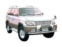 トヨタ ランドクルーザープラド (ディーゼル)(KDJ90W)