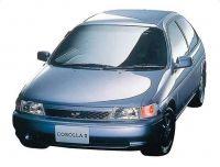 トヨタ カローラII/コルサ/ターセル(ディーゼル)(NL40)